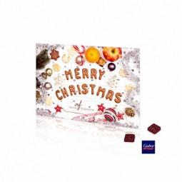 Design Tisch-Adventskalender Schokolade Werbeartikel