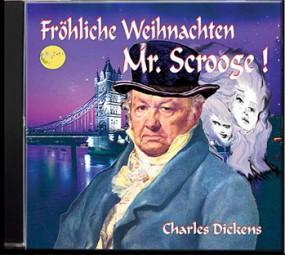 Fröhliche Weihnachten Mr. Scrooge Hörbuch-CD Werbeartikel