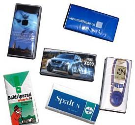 Papiertaschentücher Papiertaschentuch für Apotheken Werbeartikel