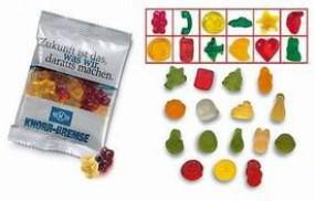 HARIBO Fruchtgummi Gummibärchen Süssigkeiten 50 Gramm Werbeartikel