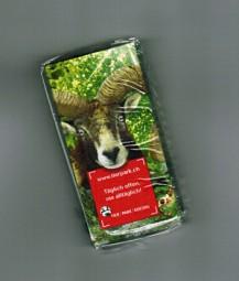 Papiertaschentuch direkt bedruckt Direktdruck Werbeartikel