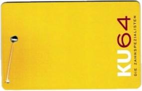 Zahnseide im Scheckkartenformat als Werbeartikel