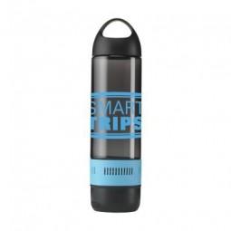 BottleBeatz Tritan 2-in-1 Trinkflasche Lautsprecher Werbeartikel Lahr