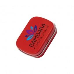 TinBox Pfefferminz Werbeartikel Großenlüder