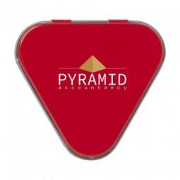 Lipbalm Triangle Lippenbalsam Werbeartikel Rutesheim