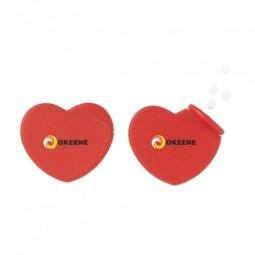 HeartMint Pfefferminzdrops Werbeartikel Bramsche