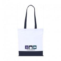 Two Colour Bag Baumwolltasche Werbeartikel Kandern