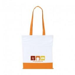 Two Colour Bag Baumwolltasche Werbeartikel Helmbrechts