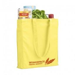 Colour Square Bag (160 g/m²) Baumwolltasche Werbeartikel Gemünden