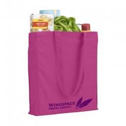 Colour Square Bag (160 g/m²) Baumwolltasche Werbeartikel Klingenthal