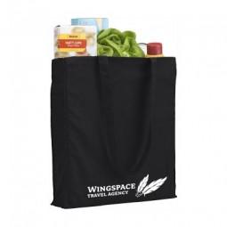 Colour Square Bag (160 g/m²) Baumwolltasche Werbeartikel Kaufungen