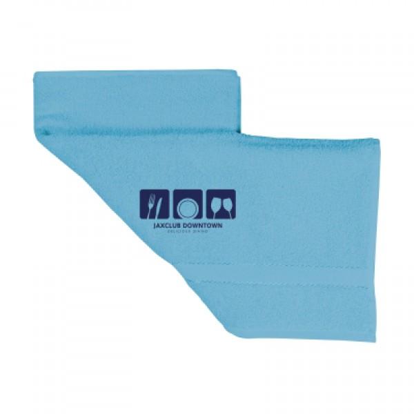 handtuch werbeartikel mit bedruckung
