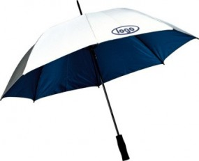SilverRain Regenschirm Werbeartikel Deidesheim