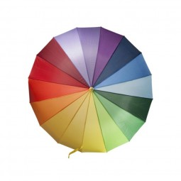 Portierschirm Rainbow aus Nylon