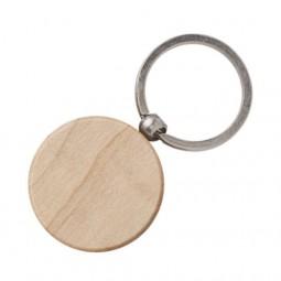 Schlüsselanhänger Woody 1 aus Holz