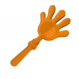 Klapperhand Action aus Kunststoff