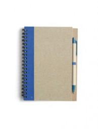 Notizbuch Freak aus recyceltem Papier