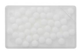 Pfefferminzbonbons Quadro aus Kunststoff