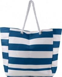 Strandtasche Ludo aus Baumwolle/Polyester