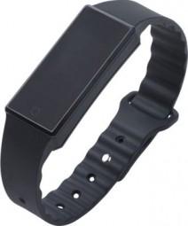 Smartwatch Smarty aus Edelstahl mit Silikonband