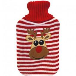 Weihnachtswärmflasche Dourados Werbeartikel