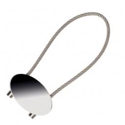 Metall-Schlüsselanhänger Nanaimo Werbeartikel