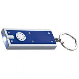 LED-Schlüsselanhänger Bath Werbeartikel