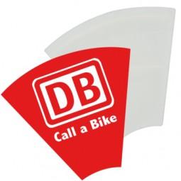 Fahrradspeichendekoration klein Werbeartikel