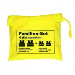Warnwesten-Set Family Annaburg