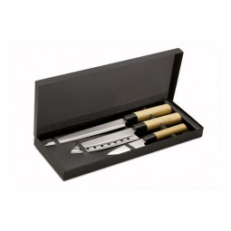 Messer-Set im japanischen Stil Werbeartikel Battenberg