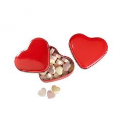 Herzdose mit Bonbons Werbeartikel Meppen