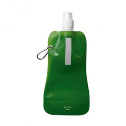 Faltbare Wasserflasche Werbeartikel Gadebusch