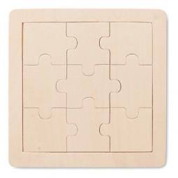 Holz-Puzzle Werbeartikel Geisa