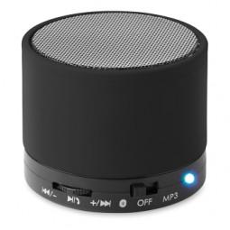 Bluetooth Lautsprecher, rund Werbeartikel Merenberg