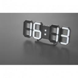 Digitale LED Uhr Werbeartikel Kranichfeld