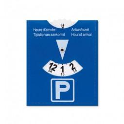 PVC Parkscheibe Werbeartikel Limbach