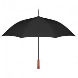 Regenschirm mit Holzgriff Werbeartikel Eschborn