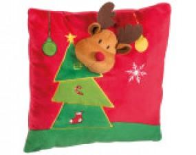Weihnachtskissen mit verschiedenen Motiven Fritzlar