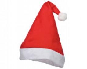 Weihnachtsmütze aus Filz Rosenheim