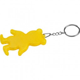 Reflektierender Schlüsselanhänger Bär Krumbach