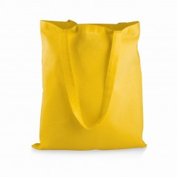 Baumwolltasche Emily yellow Werbeartikel