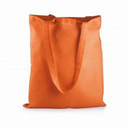 Baumwolltasche Emily orange Werbeartikel
