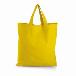 Baumwolltasche Olivia yellow Werbeartikel
