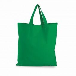 Baumwolltasche Olivia green Werbeartikel