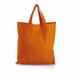 Baumwolltasche Olivia orange Werbeartikel