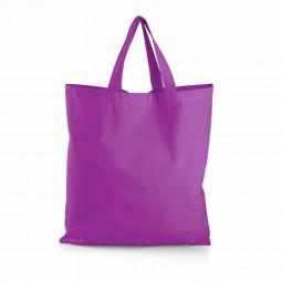 Baumwolltasche Olivia purple Werbeartikel