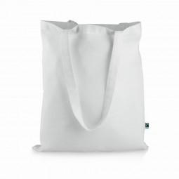 Fairtrade Baumwolltasche Elsa white Werbeartikel