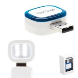 USB LED Licht_blau Nordhorn