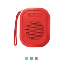 Pickup Bluetooth Speaker red Pegnitz