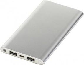 Powerbank 10000 mAh silver Nortorf